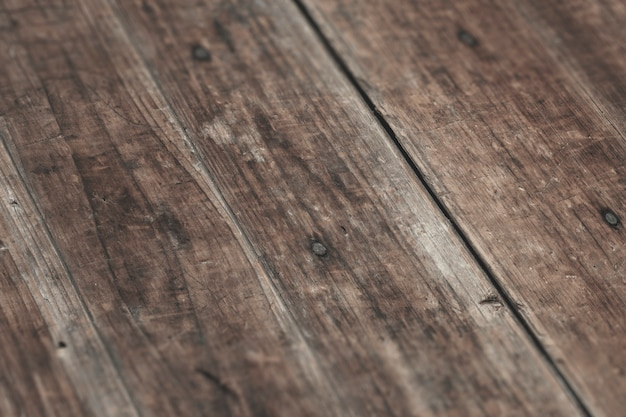 Деревенский деревянный пол