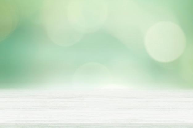 緑製品の背景