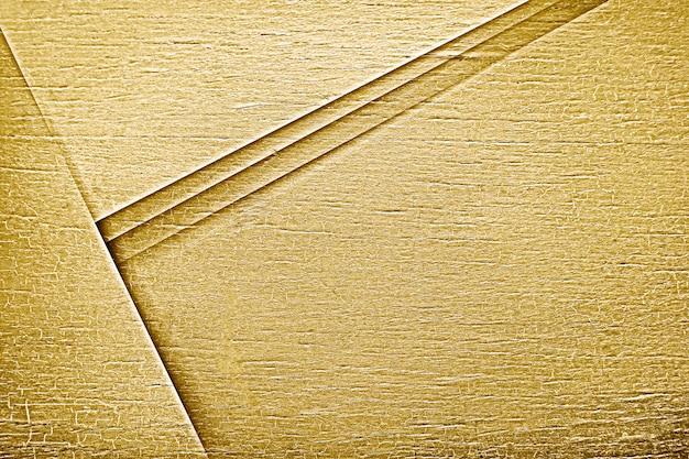 ゴールドの木柄の背景