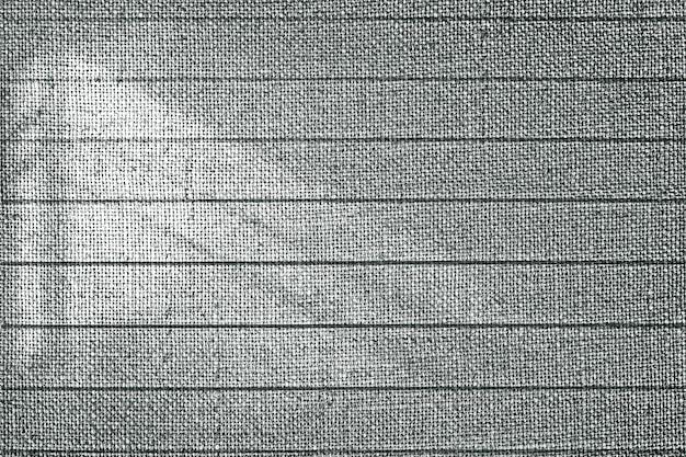Серая текстура мешковины
