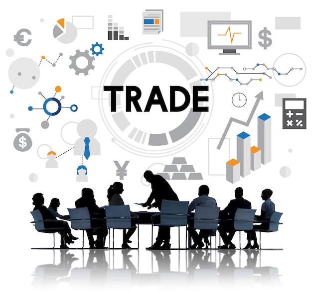 ビジネスと商取引