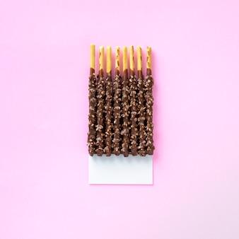 Хлебные палочки со вкусом