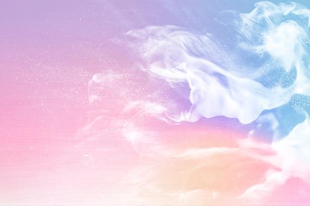 Розовый пастельный фон