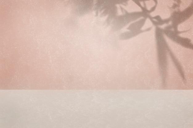 ピンクの製品の背景
