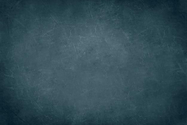 青いコンクリートの質感のある壁