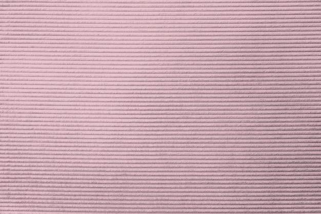 ピンクの布の質感