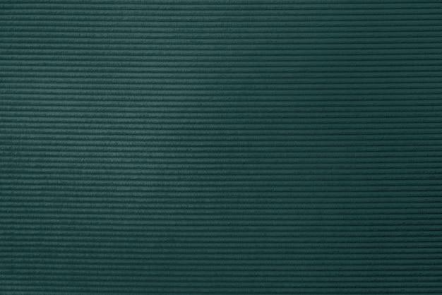 緑の布の質感