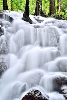 カスケード滝