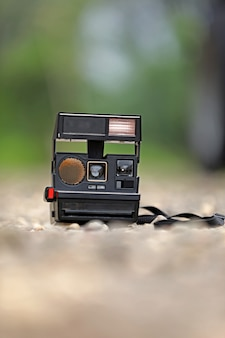 ポラロイドカメラ