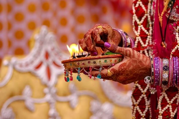 ヒンドゥー教のマハラシュトラ州の結婚式