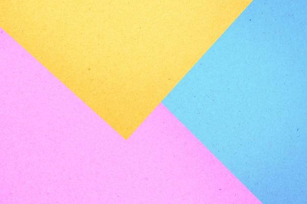 Красочная бумага коробка абстрактные текстуры фона, пастельные цвета