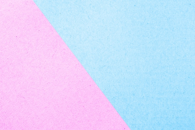パステルカラーの表面紙ボックス抽象的なテクスチャ、ピンクとブルー