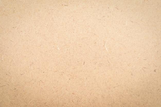 表面の茶色の紙ボックステクスチャ概要