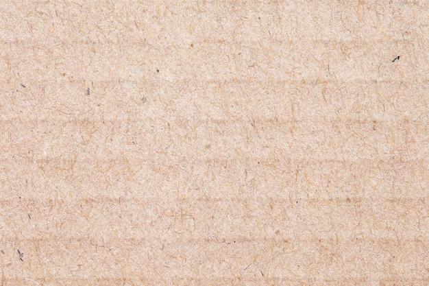茶色の紙ボックステクスチャの抽象的な背景。