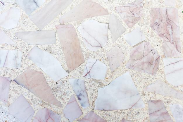 デザインのための白い大理石のテクスチャの背景