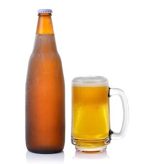 Кружка свежего пива