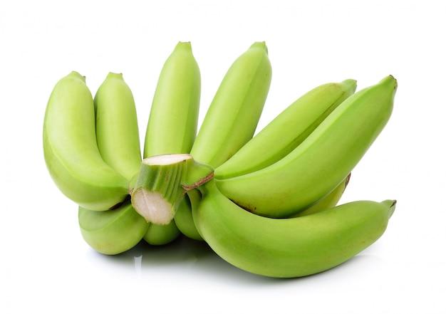 緑のバナナ