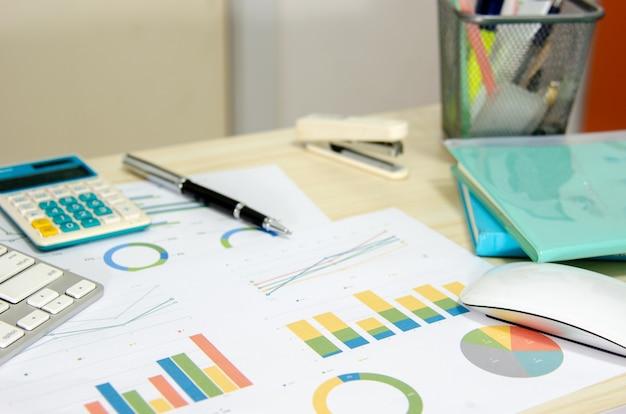 ビジネスグラフとチャート