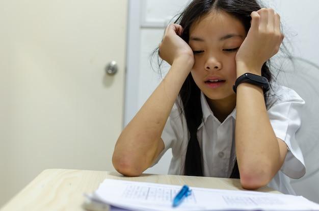 Дети кричат от домашней работы