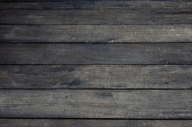 木製の黒の背景