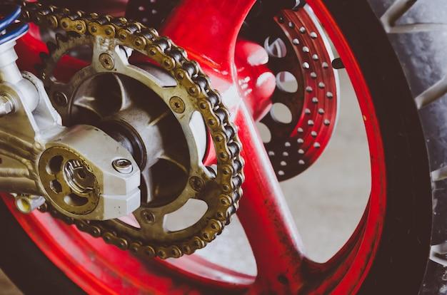 Мотоциклетная цепь