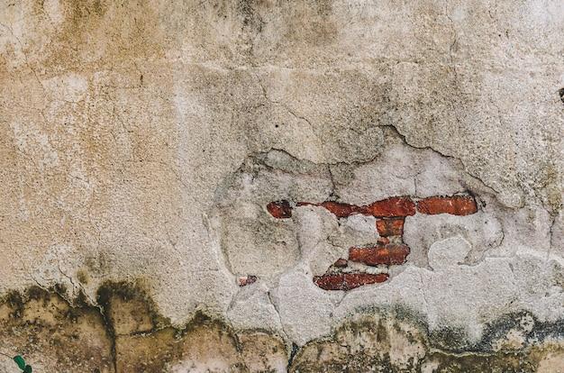 セメント壁の背景