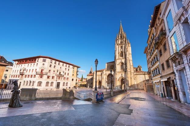 オビエド大聖堂、アストゥリアス、スペイン。