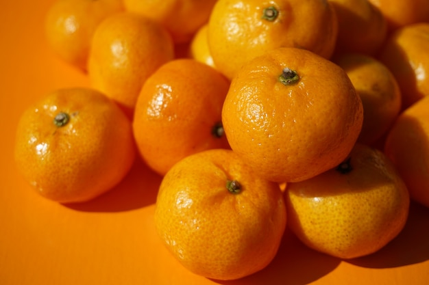 オレンジグループのクローズアップ