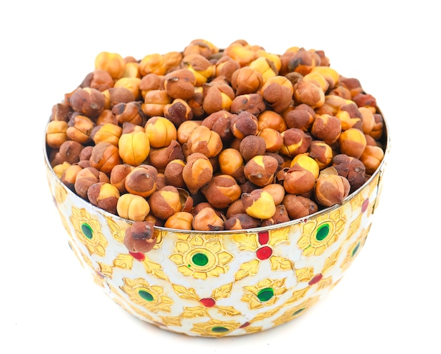 ローストチャナまたはヒヨコ豆