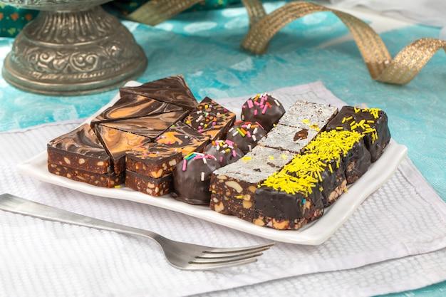 チョコレートドライフルーツスウィート