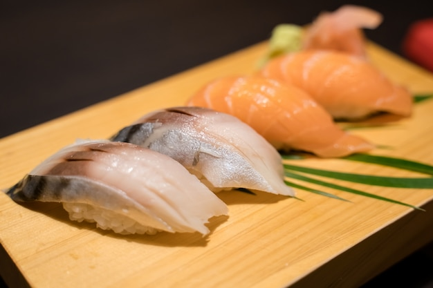Суши японская еда