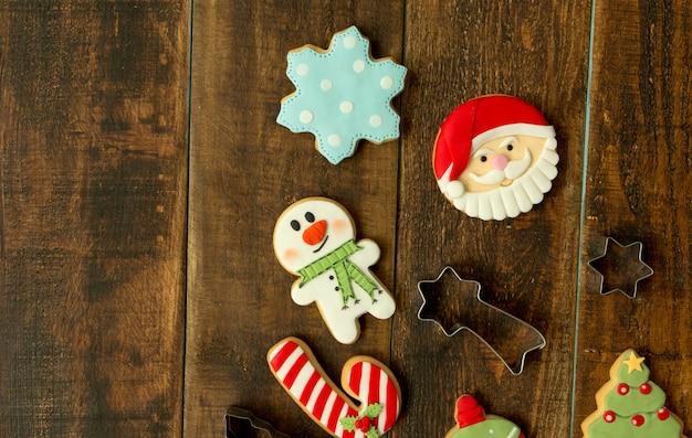 おいしいクリスマスクッキー