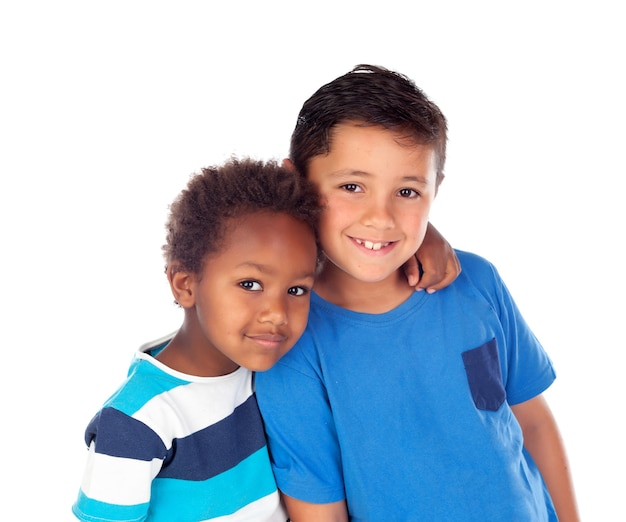 Два счастливых брата