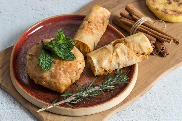 Типичная марокканская еда. халяль.