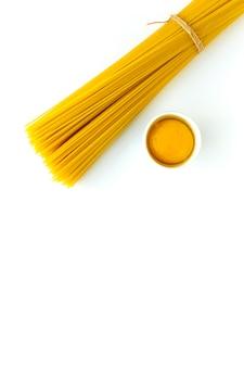 Ассорти сырой итальянской пасты