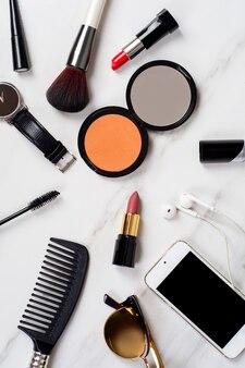 化粧品を作る。