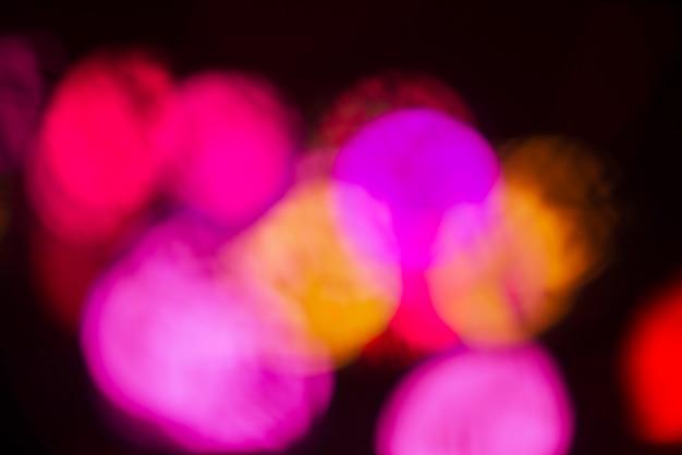 抽象的な背景がぼやけている-光漏れ