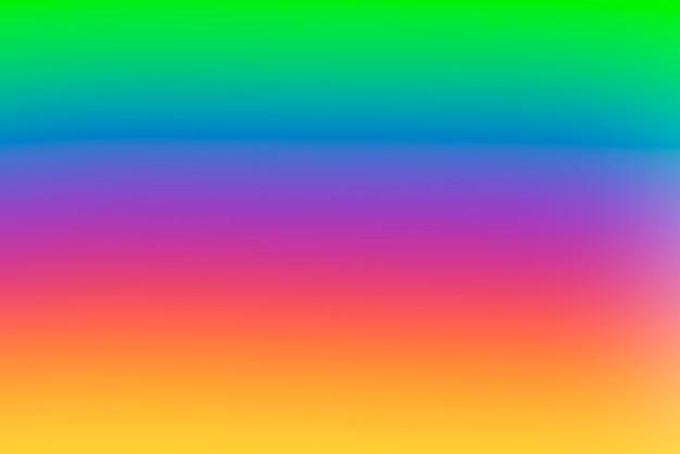 鮮やかな原色のぼやけたグラデーション抽象的な背景