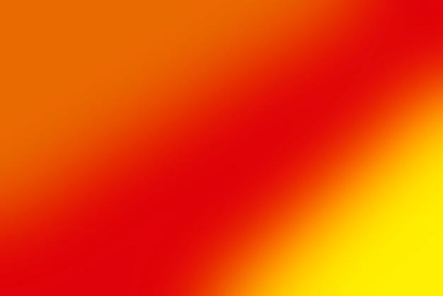 Размытые поп абстрактный фон с теплыми цветами - красный, оранжевый и желтый