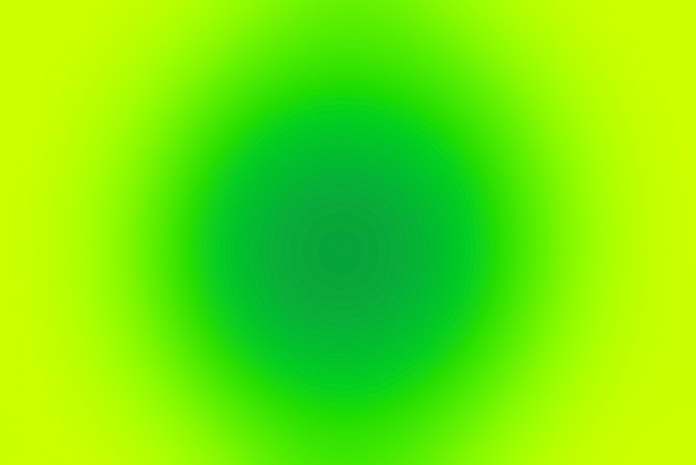 冷たい色-緑と黄色のぼやけたポップ抽象的な背景