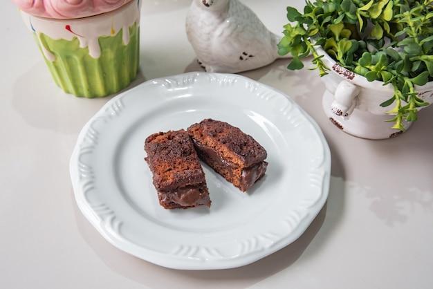 ミニチョコレートケーキ