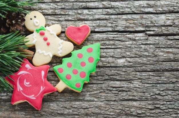 Домашнее рождественское печенье.