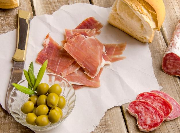 地中海料理のトップビュー