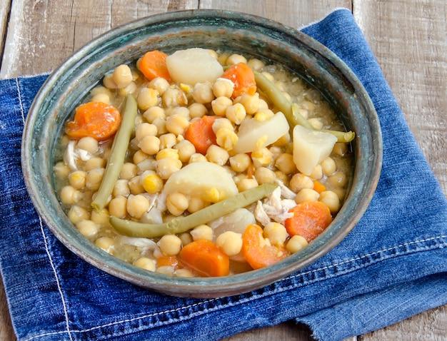 ひよこ豆の調理