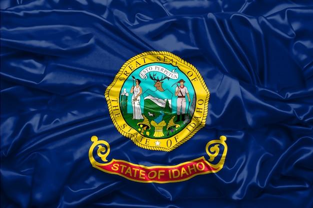 アイダホ州の旗アメリカ合衆国の州