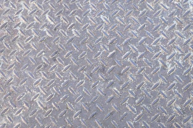 古い鋼の金属の背景