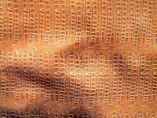 Винтажная кожа крокодила