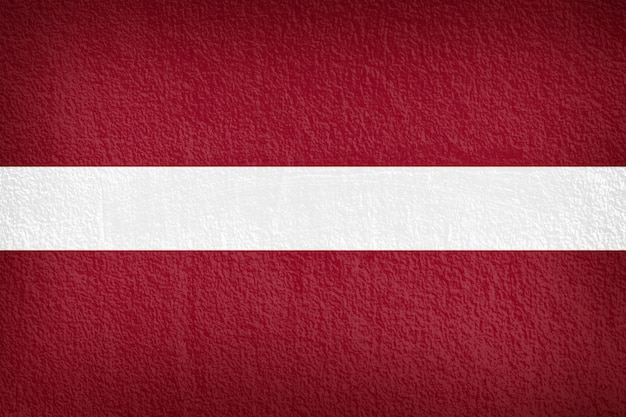 Флаг латвии на стене текстуры