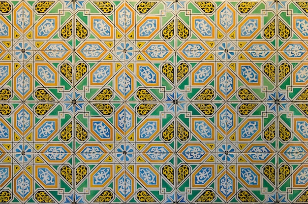 Арабские геометрические узоры
