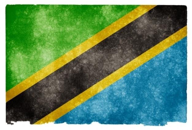 タンザニアグランジフラグ
